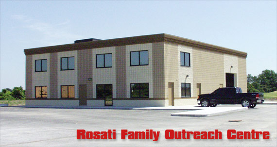 Rosati Family Outreach Centre