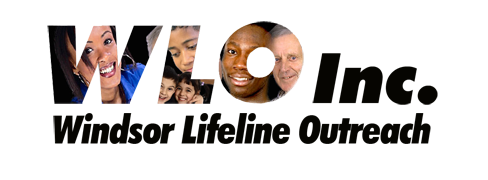Windsor Lifeline Outreach Logo